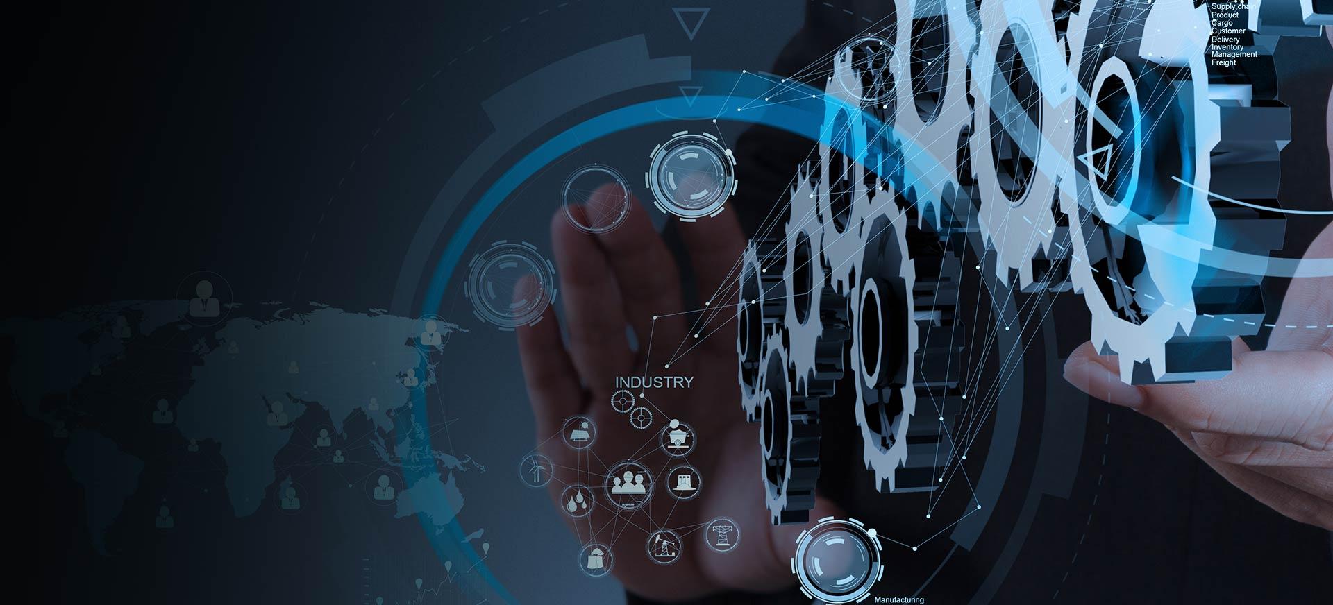 طراحی و ساخت تابلو های کنترل ماشین آلات صنعتی و خطوط تولید (اتوماسیون صنعتی) و ارتقای سیستم کنترل موجود جهت توسعه سیستم و کنترل دقیق فرآیند تولید